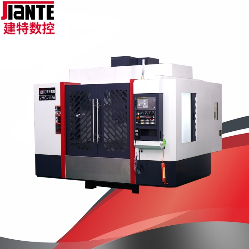 What should be paid attention to CNC vertical machining center?